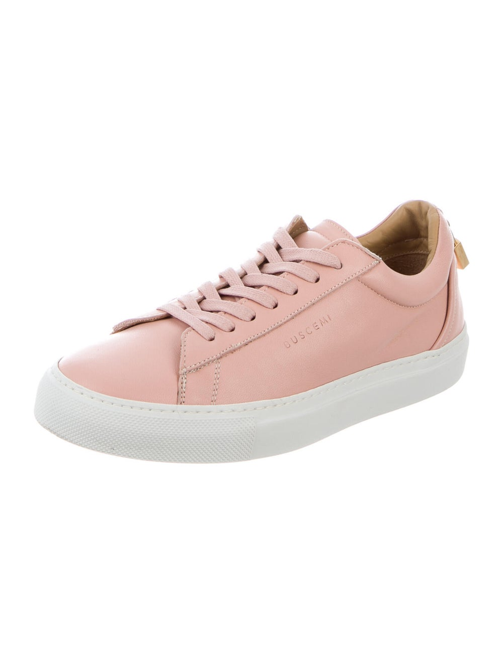 Buscemi Leather Sneakers Pink - image 2