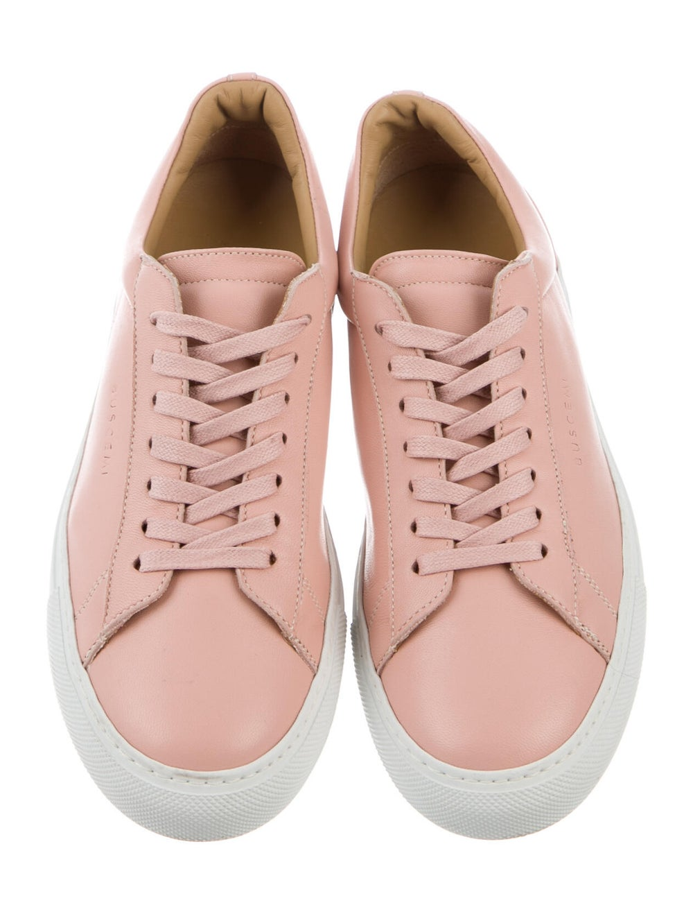 Buscemi Leather Sneakers Pink - image 3