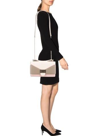 Colorblock Shoulder Bag