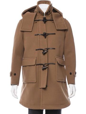 Burberry Prorsum Oversized Duffle Coat - Clothing - BUF21231 | The ...