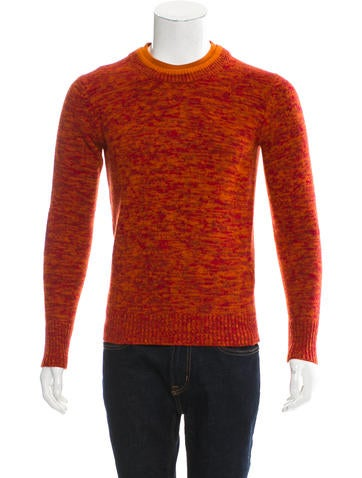 Burberry Prorsum Wool & Cashmere-Blend Sweater w/ Tags None