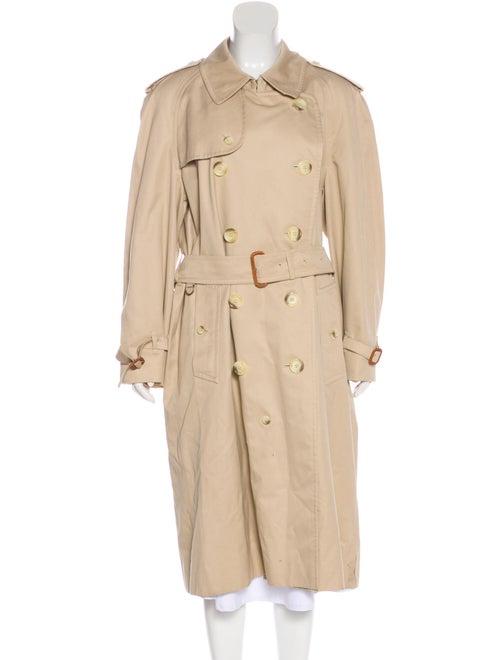 Burberry Prorsum Vintage Trench Coat Beige