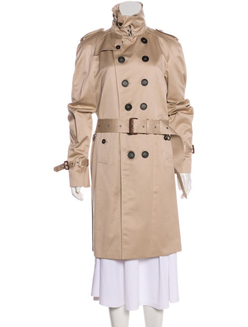 Burberry Prorsum Knee-Length Trench Coat w/ Tags B