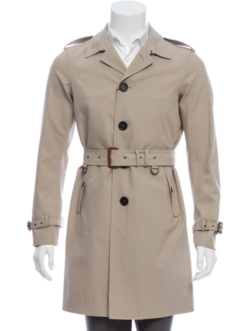 Burberry Prorsum Deconstructed Trench Coat w/ Tags