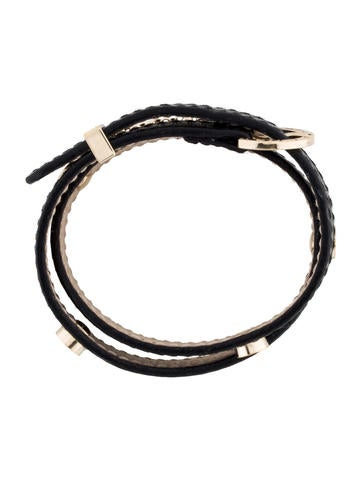Buckle Wrap Bracelet