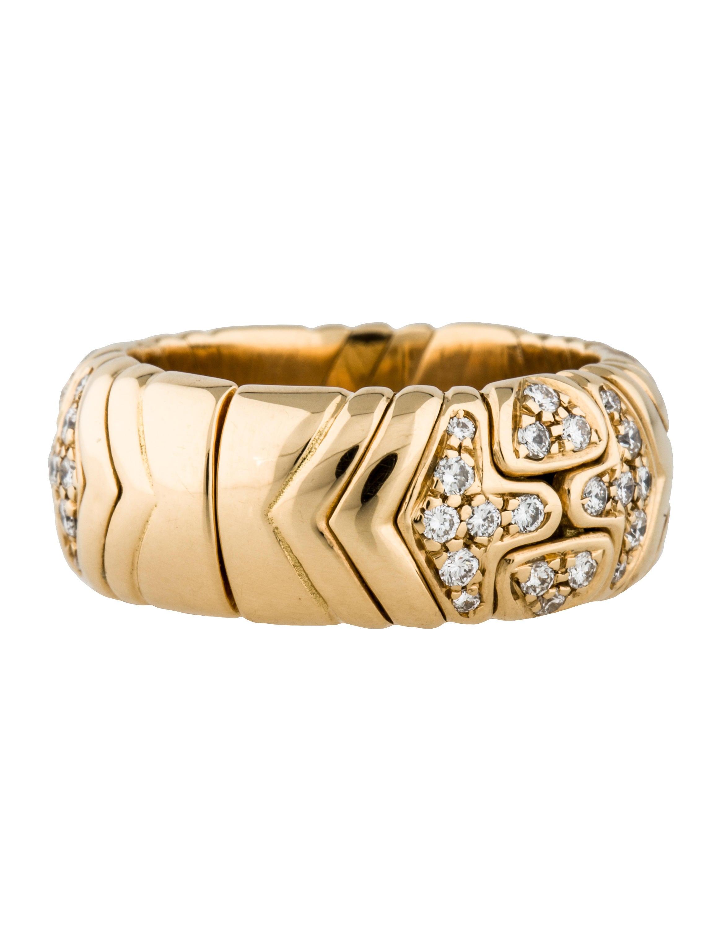 bvlgari parentesi ring rings bul22564 the