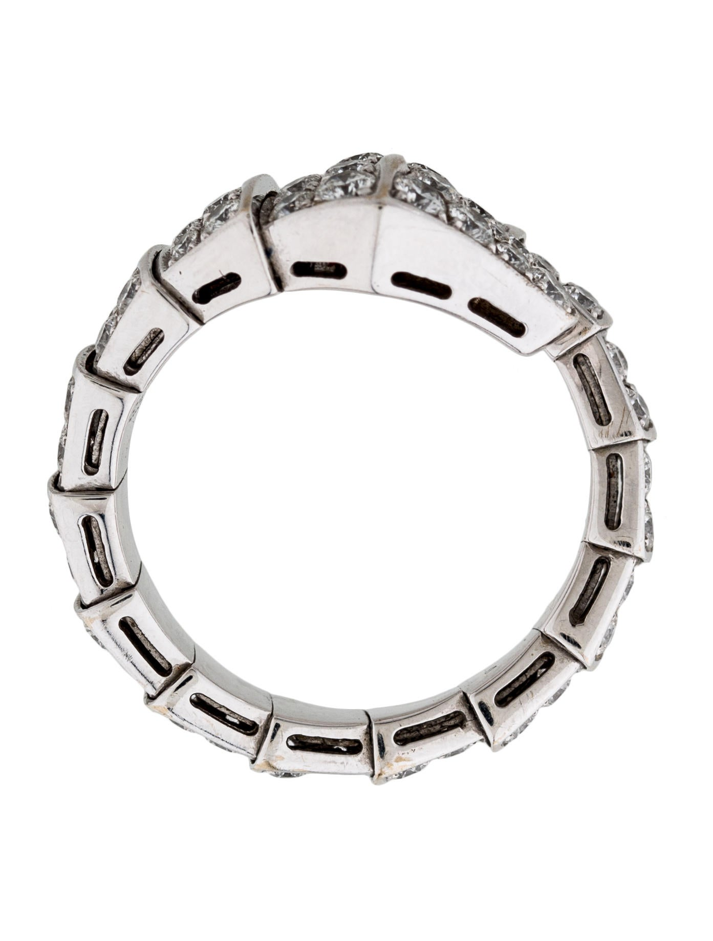 bvlgari pav 233 serpenti ring rings bul22958