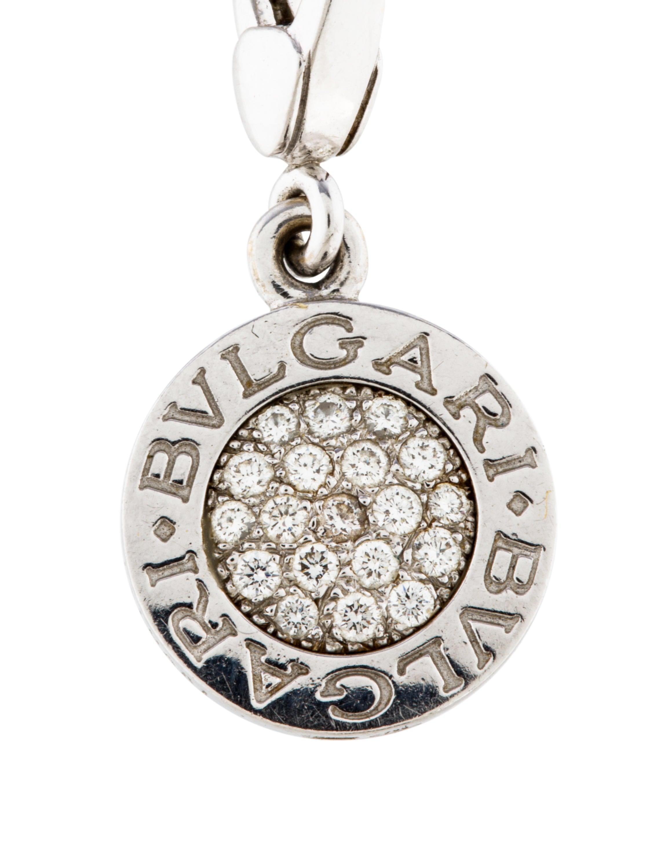 bvlgari disc charm charms bul24132 the realreal