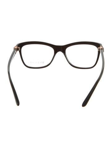 Square Jewel Eyeglasses w/ Tags