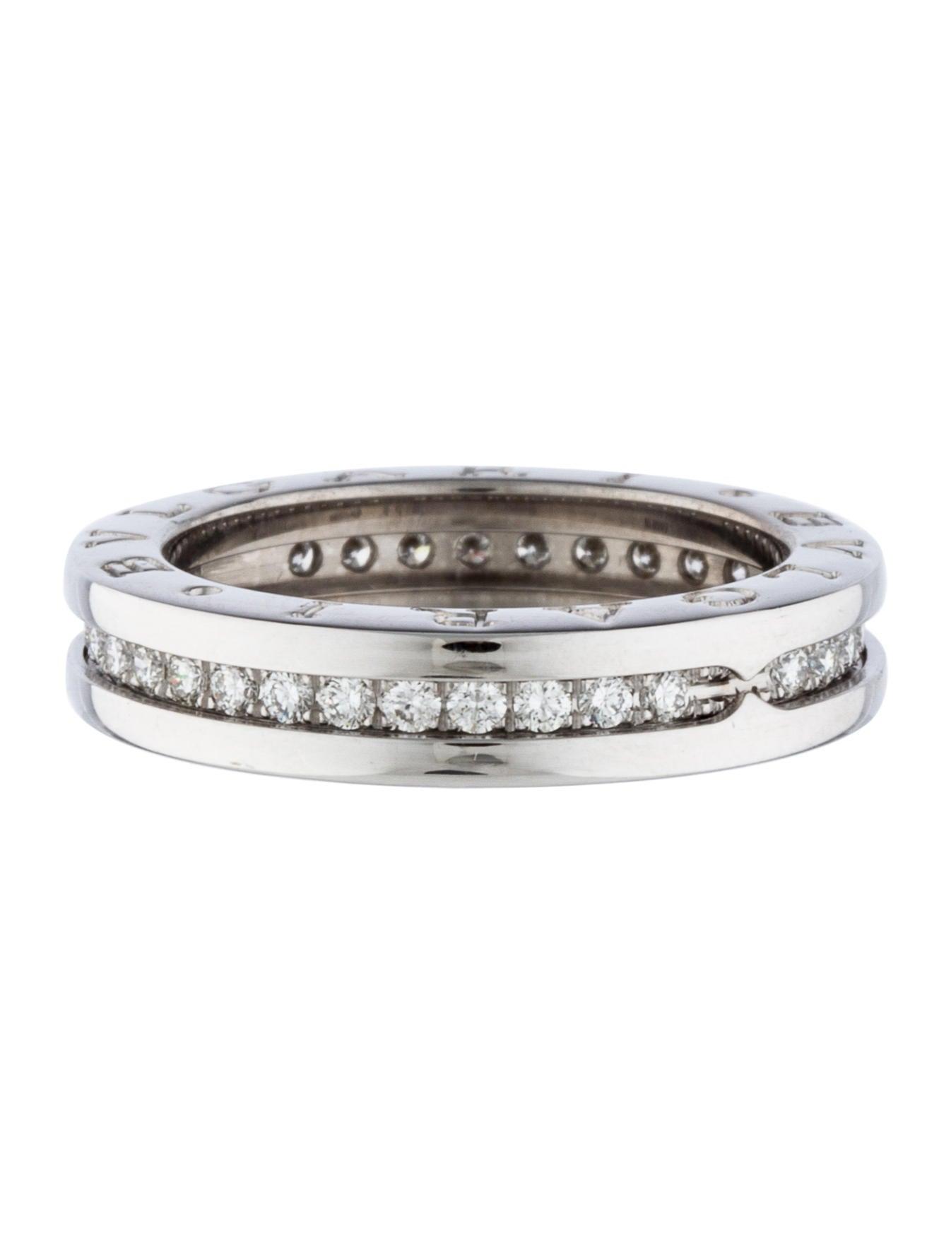 bvlgari 18k b zero1 ring rings bul25319 the