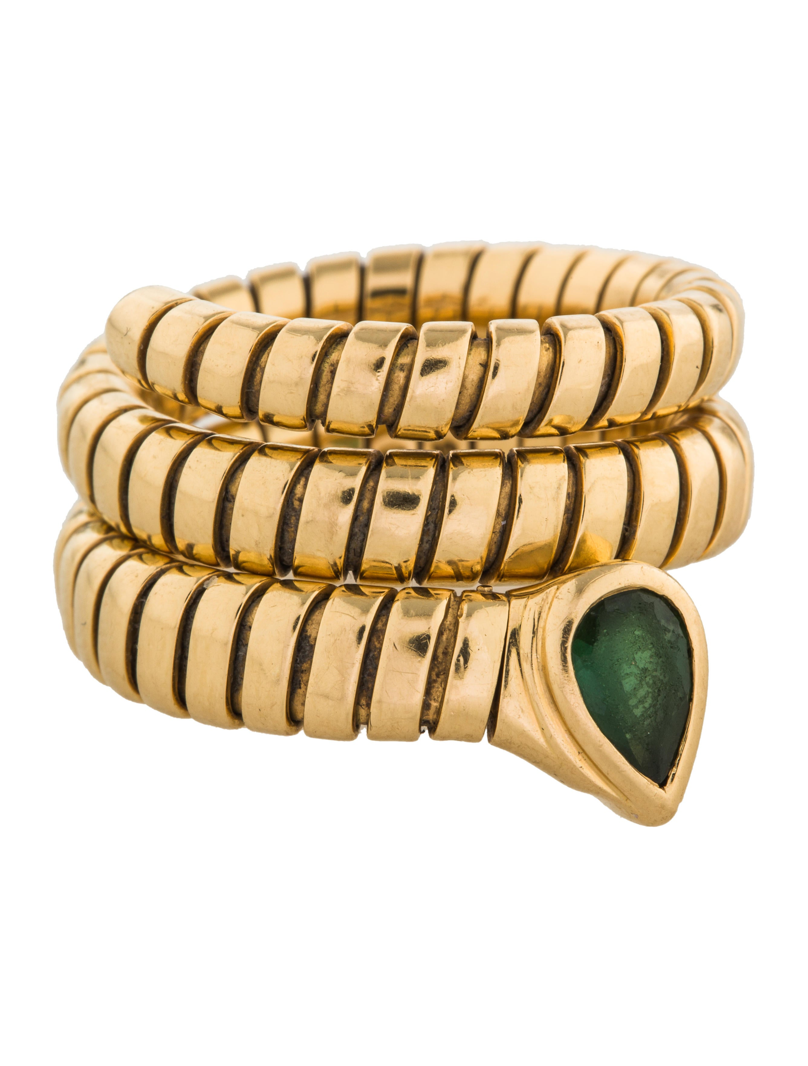 Serpenti Tubogas Ring
