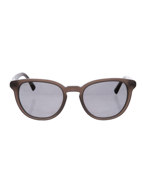 59c7eaf701 Bvlgari Polarized Matte Sunglasses - Accessories - BUL28445