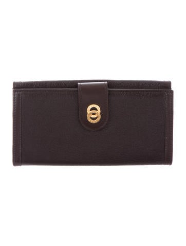 bvlgari-leather-continental-wallet by bvlgari