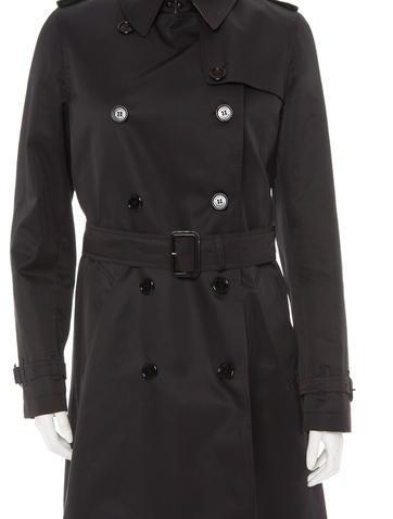 Brit Trench Coat