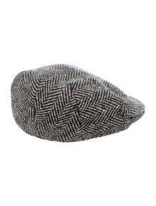 33228698b0c Burberry. Wool Newsboy Cap
