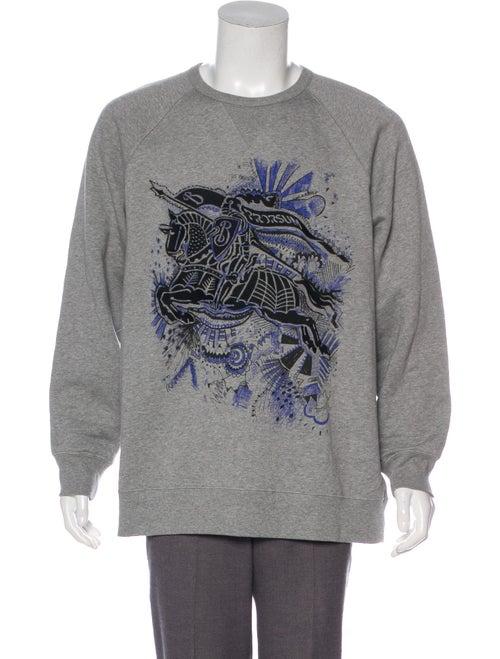 73104228104ad Burberry Equestrian Knight Device Sweatshirt - Clothing - BUR123257 ...