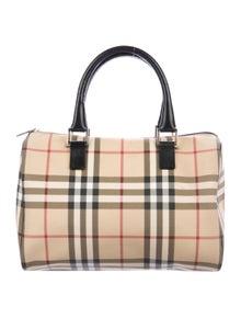 028d425c40a5 Burberry Handle Bags
