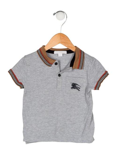 6d15a6b8 Burberry Boys' Polo Shirt - Boys - BUR123774 | The RealReal