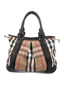 1d17d33535d2 Leather Crossbody Bag.  345.00 · Burberry