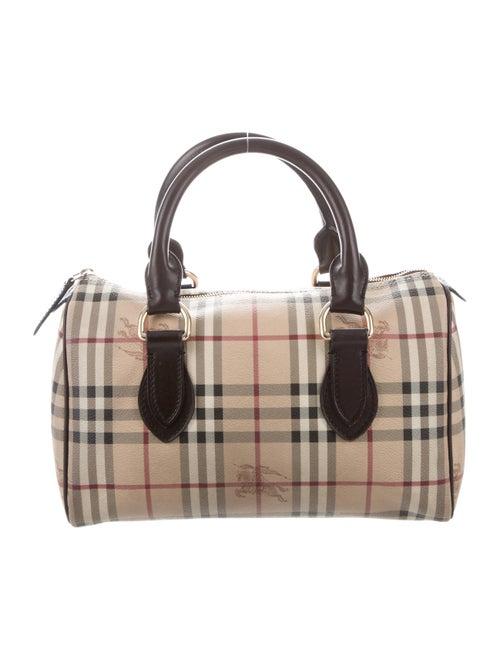 7d785bf3b6 Burberry Haymarket Check Chester Bag - Handbags - BUR126409   The ...