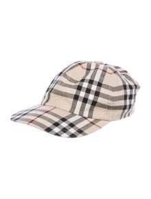7fbfe48932877 Burberry. Nova Check Baseball Cap