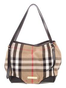 220fa25323 Burberry Handbags | The RealReal