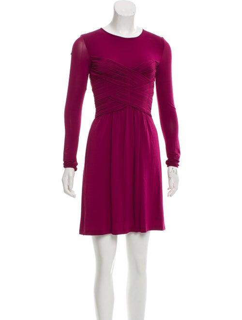 Burberry A-Line Mini Dress