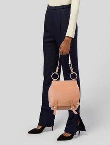 dddd00eb86 Haymarket Check Shoulder Bag. $295.00 · Burberry