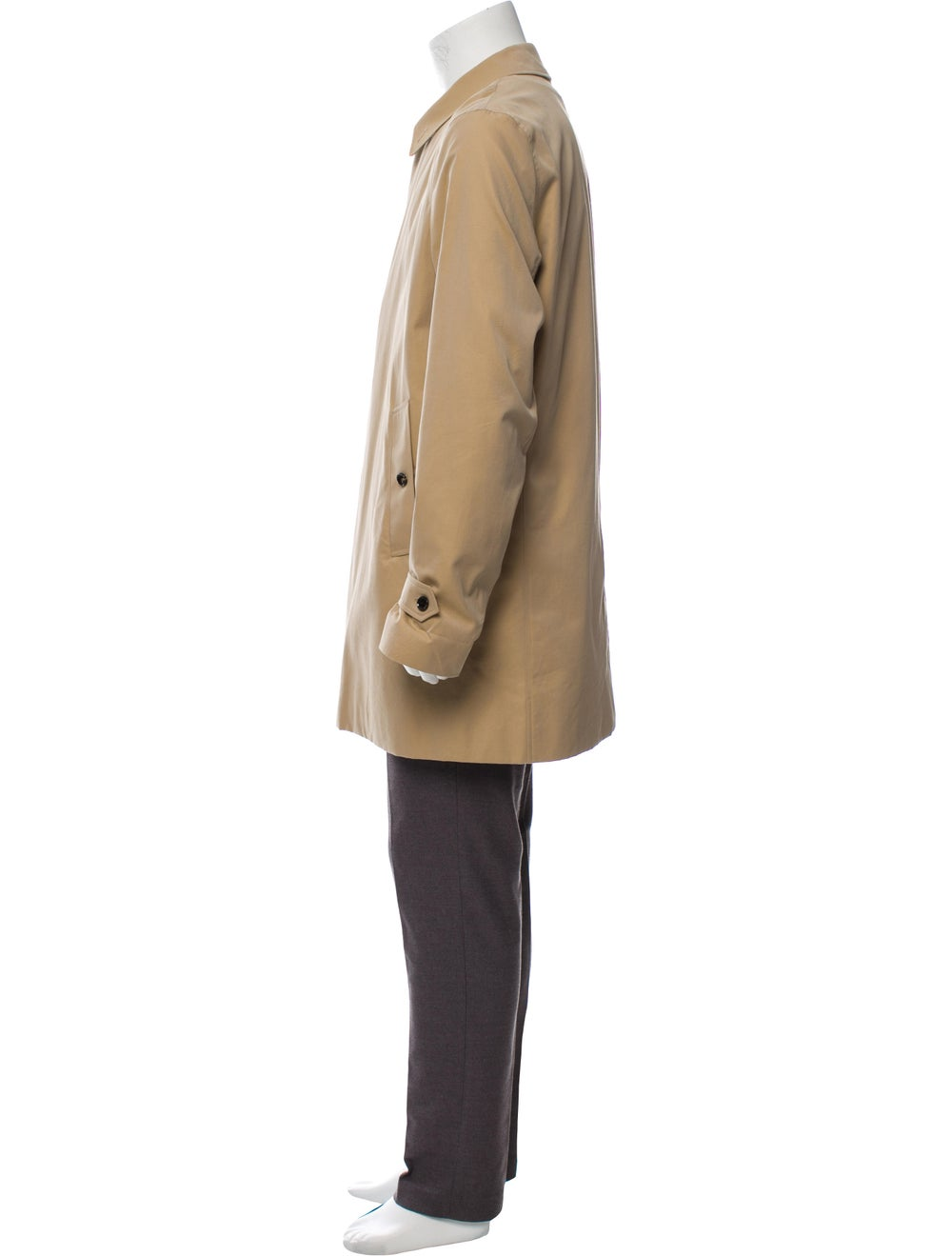 Burberry Nova Check Trench Coat beige - image 2