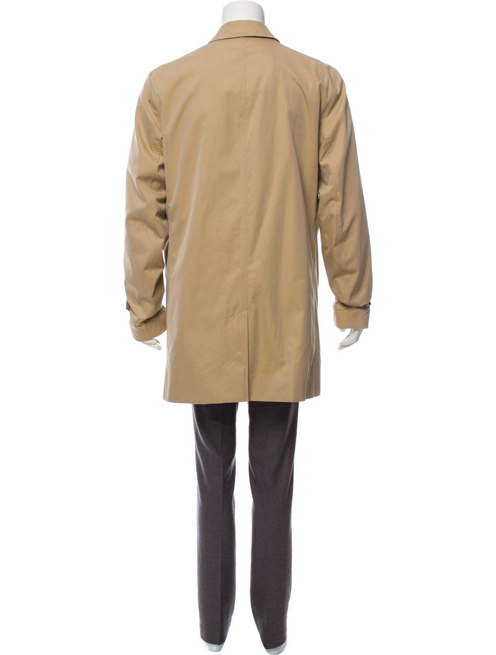 Burberry Nova Check Trench Coat beige - image 3