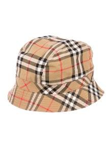 269cef5b84a99a Burberry. Nova Check Bucket Hat