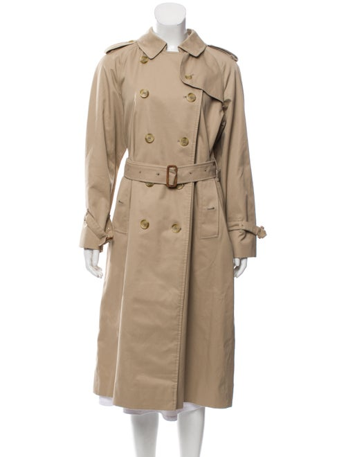 Burberry Vintage Trench Coat Beige - image 1
