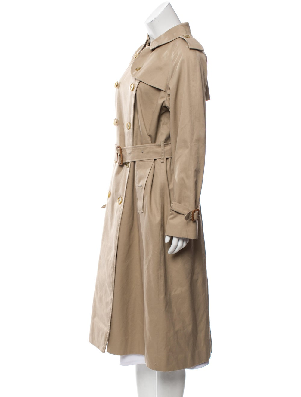 Burberry Vintage Trench Coat Beige - image 2