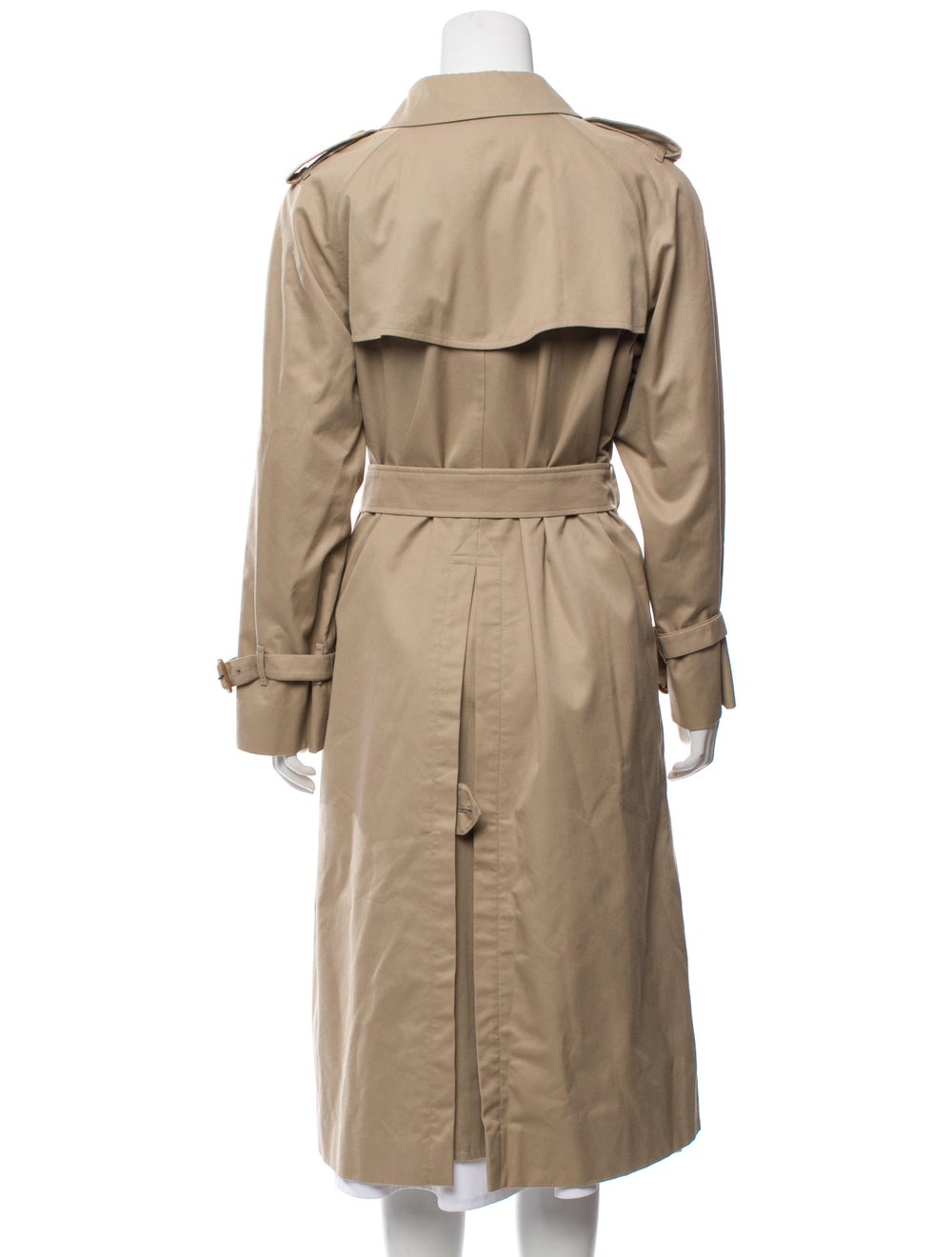 Burberry Vintage Trench Coat Beige - image 3