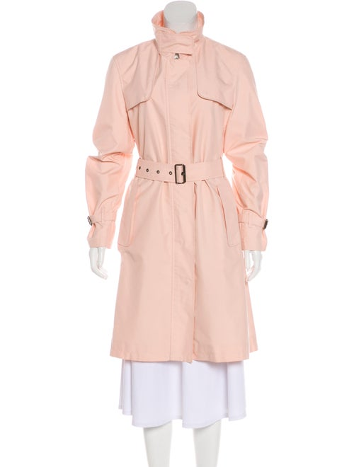 Burberry Tess Trench Coat Pink