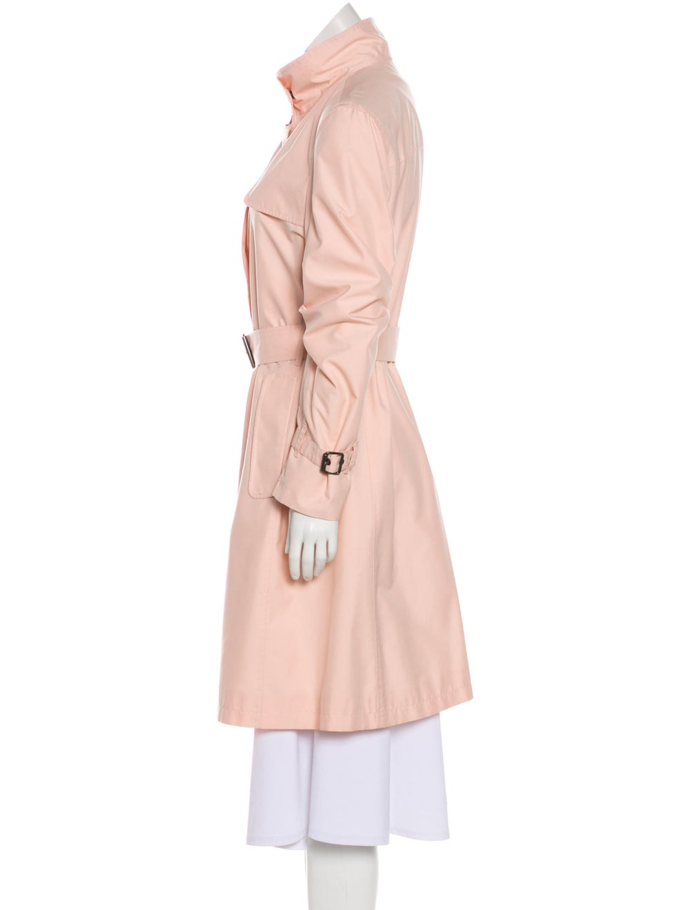 Burberry Tess Trench Coat Pink - image 2