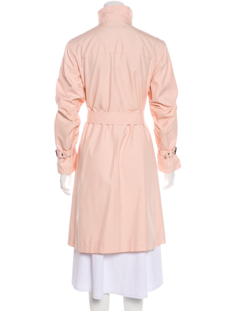 Burberry Tess Trench Coat Pink - image 3
