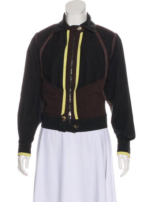 Burberry Reversible Denim Jacket Black