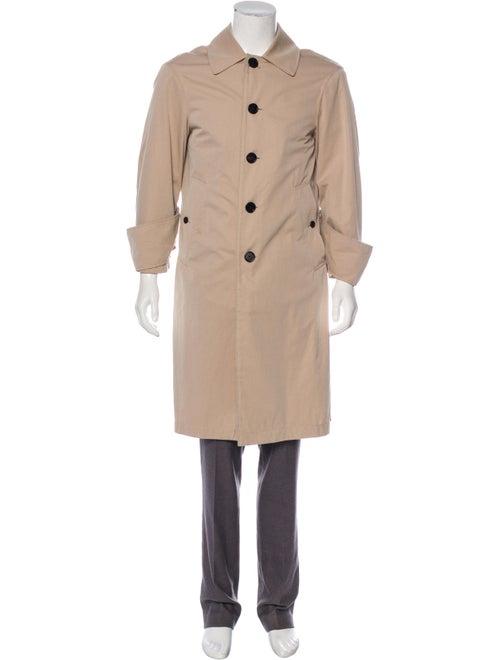 Burberry Woven Trench Coat beige