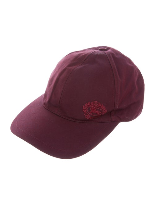 Burberry Woven Baseball Cap