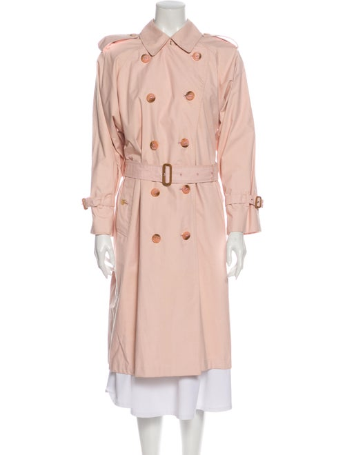 Burberry Vintage Trench Coat Pink