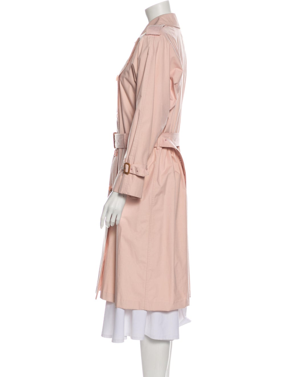 Burberry Vintage Trench Coat Pink - image 2