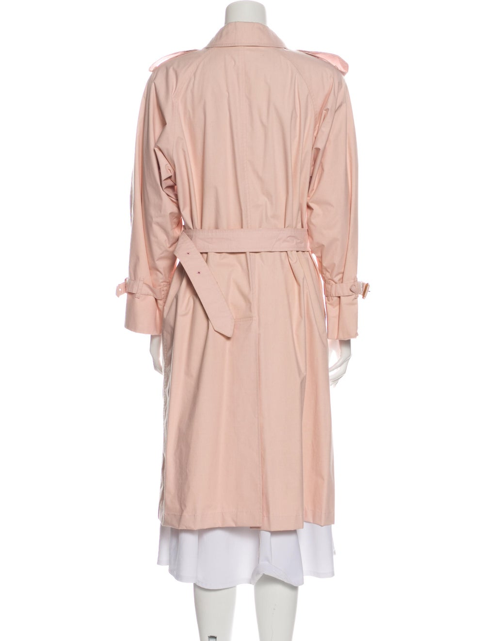 Burberry Vintage Trench Coat Pink - image 3