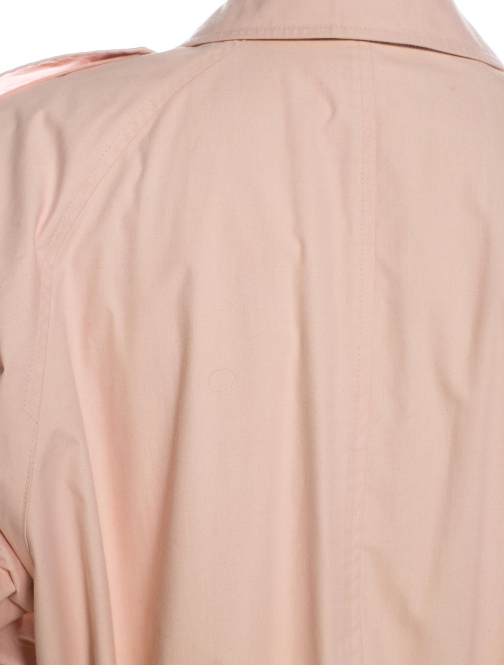 Burberry Vintage Trench Coat Pink - image 4