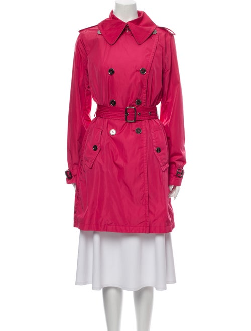 Burberry Trench Coat Pink