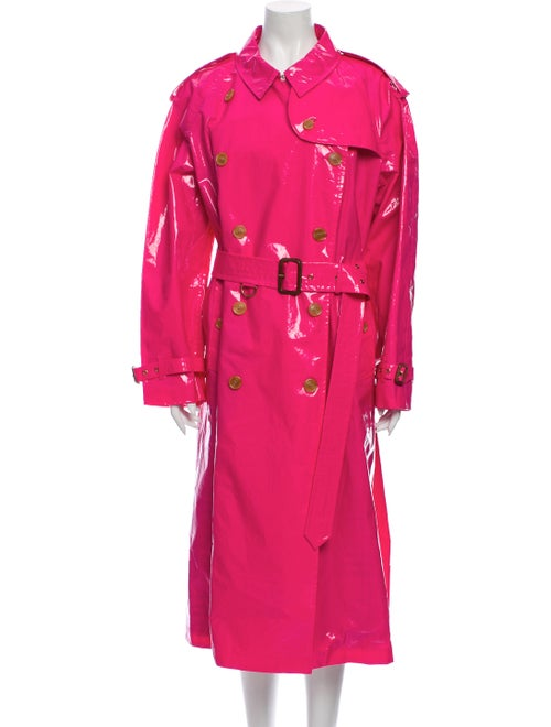 Burberry Trench Coat w/ Tags Pink