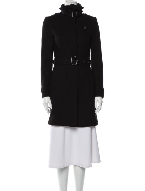 Burberry Wool Coat Wool