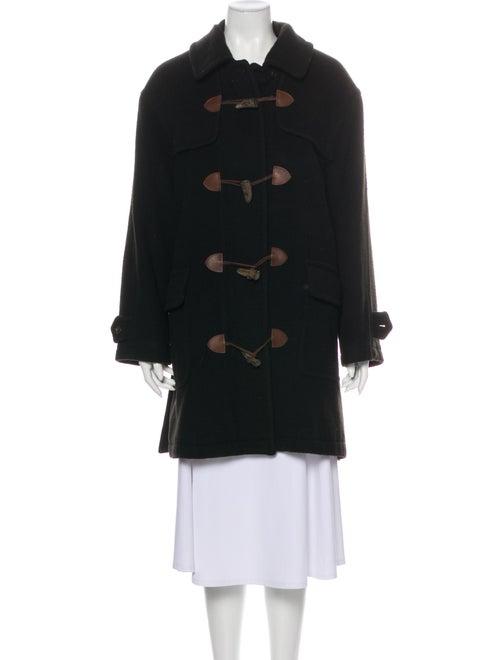 Burberry Vintage Vintage Wool Coat Coat Wool