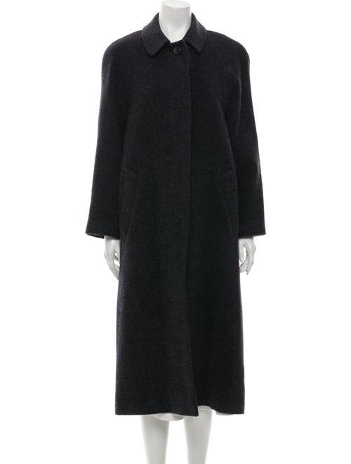 Burberry Vintage Wool Coat Wool