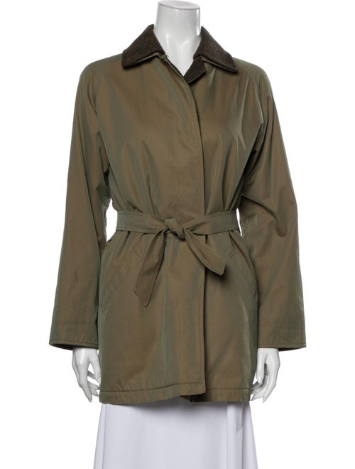 Burberry Vintage Coat Green